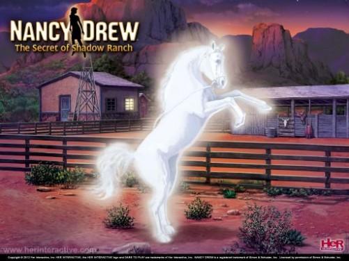 Nancy Drew: Secret of Shadow Ranch Free Download