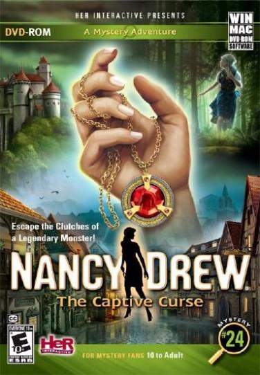 Nancy Drew: The Captive Curse Free Download