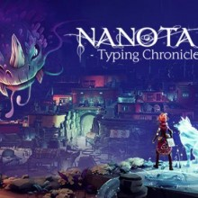 Nanotale - Typing Chronicles Game Free Download