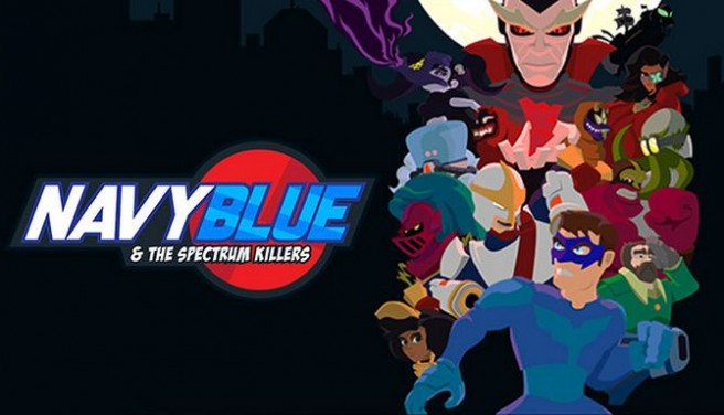 Navyblue and the Spectrum Killers Free Download