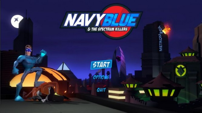 Navyblue and the Spectrum Killers Torrent Download