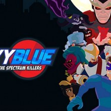 Navyblue and the Spectrum Killers Game Free Download