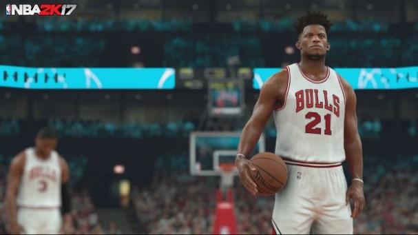 NBA 2K17 PC Crack