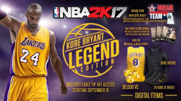 NBA 2K17 Torrent Download