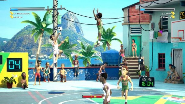 NBA Playgrounds - Hot N Frosty PC Crack