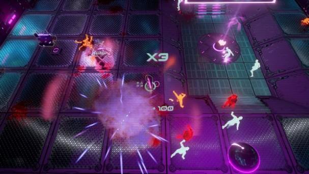 Neon Arena Torrent Download