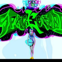 Neon Spaceboard Game Free Download