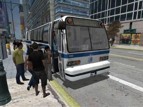 New York Bus Simulator PC Crack