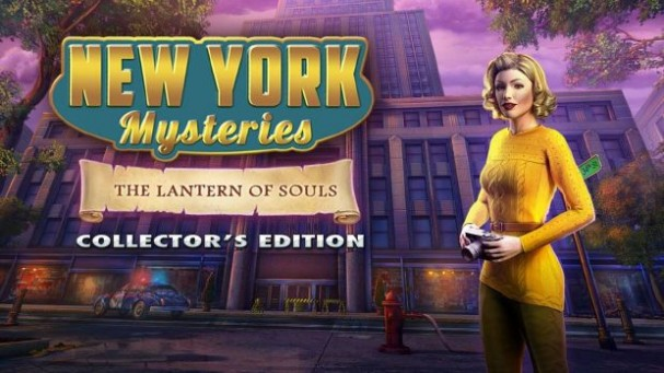 New York Mysteries: The Lantern of Souls Collector's Edition Free Download