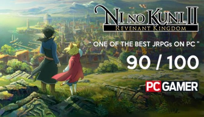 Ni no Kuni II: Revenant Kingdom Free Download