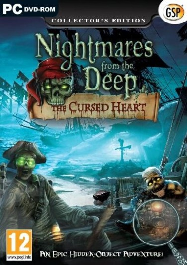 Nightmares from the Deep: The Cursed Heart Free Download