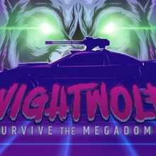 Nightwolf: Survive the Megadome Free Download Game Free Download