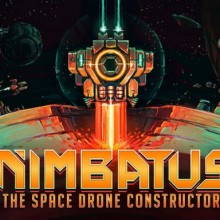 Nimbatus - The Space Drone Constructor (v0.8.2) Game Free Download