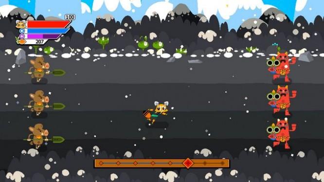 Ninjin: Clash of Carrots PC Crack
