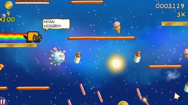 Nyan Cat: Lost In Space Torrent Download