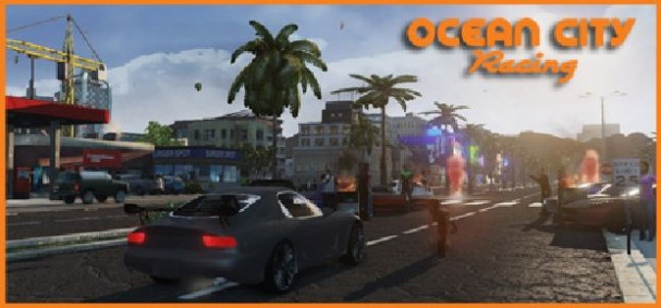 OCEAN CITY RACING: Redux Free Download