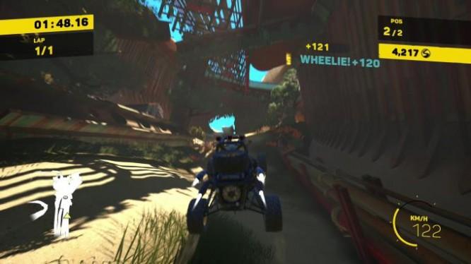 Offroad Racing - Buggy X ATV X Moto Torrent Download
