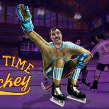 Old Time Hockey (Update 2) Game Free Download