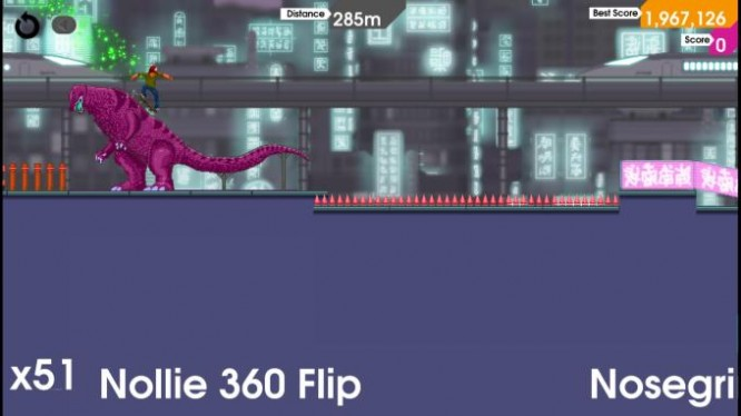 OlliOlli PC Crack