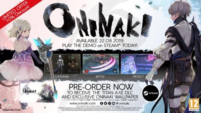 ONINAKI Torrent Download