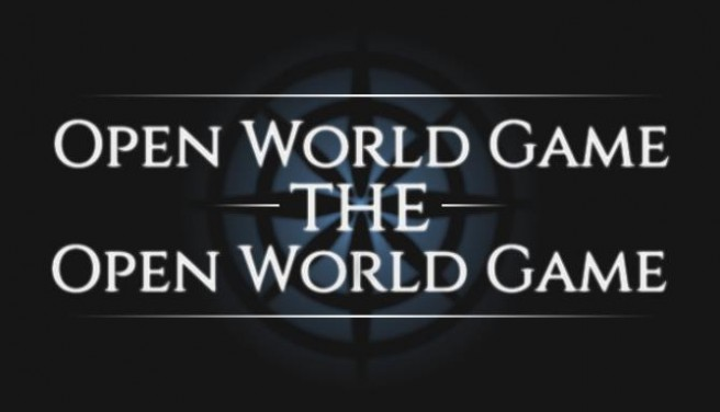 Open World Game: the Open World Game Free Download
