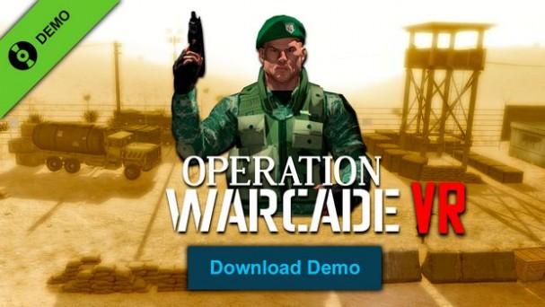 Operation Warcade VR Torrent Download
