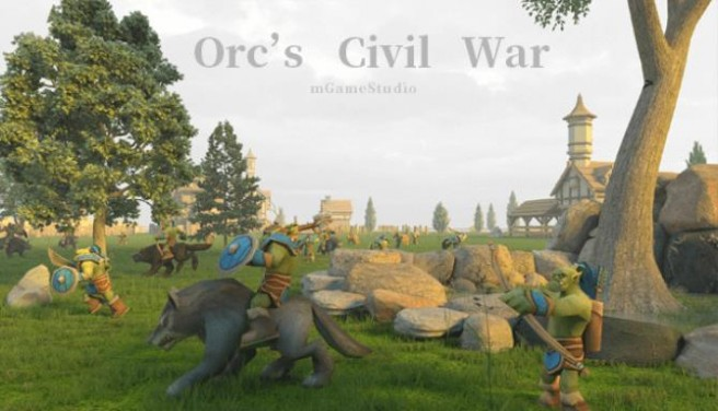 Orc's Civil War Free Download
