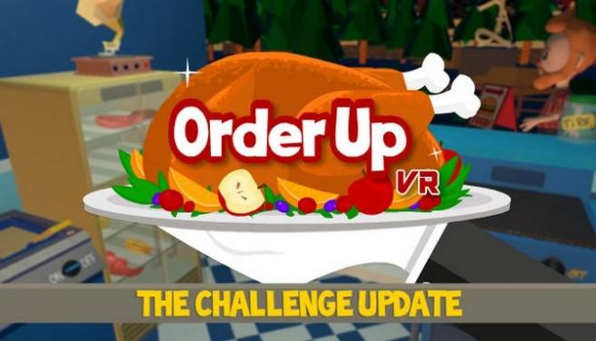 Order Up VR Free Download