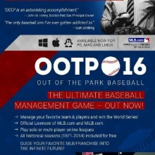 Out of the Park Baseball 16 Game Free Download