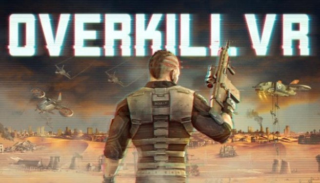 Overkill VR: Action Shooter FPS Free Download