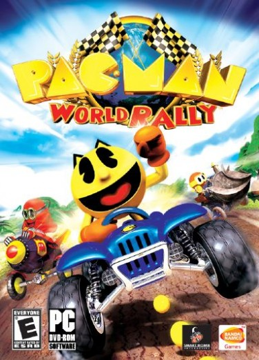 Pac-Man World Rally Free Download