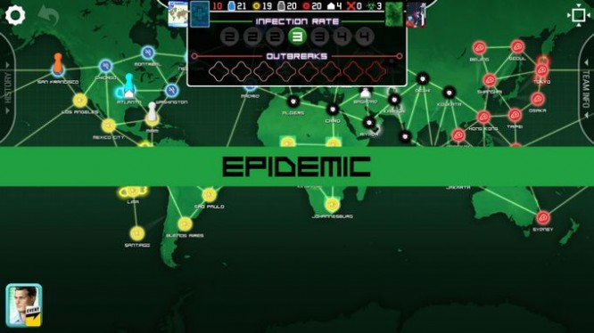 Pandemic: The Board Game PC Crack