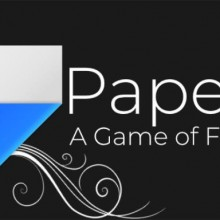 Paper - A Game of Folding Game Free Download