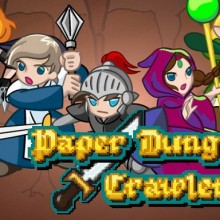 Paper Dungeons Crawler (v1.09) Game Free Download