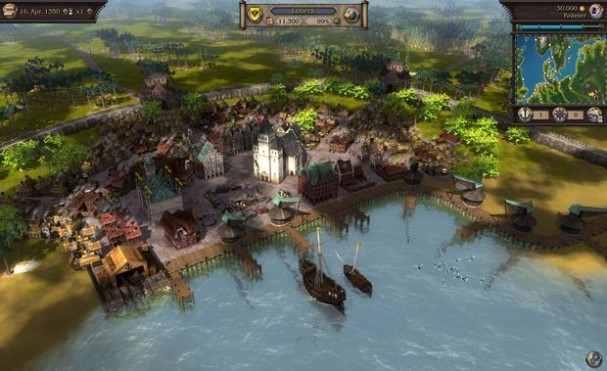 Patrician IV - Steam Special Edition Torrent Download