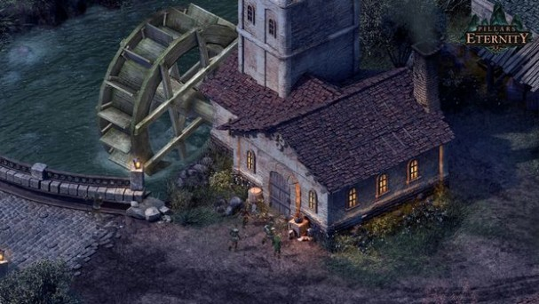 Pillars of Eternity Definitive Edition PC Crack