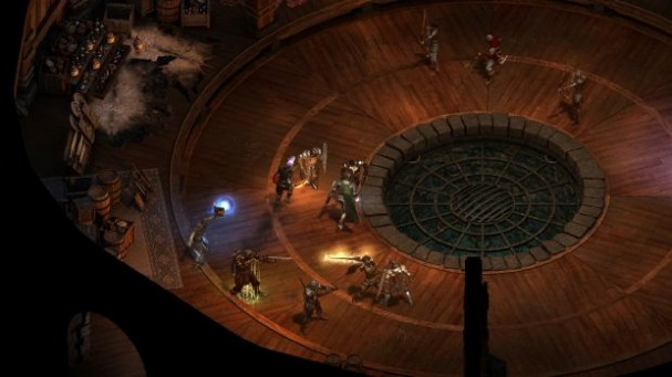 Pillars of Eternity - The White March Part II Torrent Download