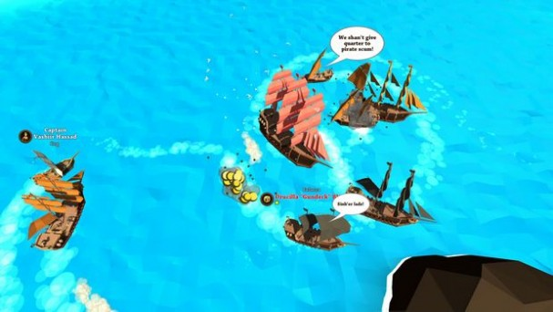 Pirates of the Polygon Sea PC Crack
