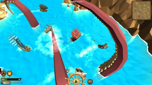 Pirates of the Polygon Sea Torrent Download