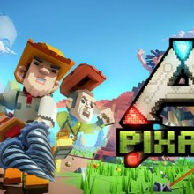 PixARK (v1.63 & DLC) Game Free Download