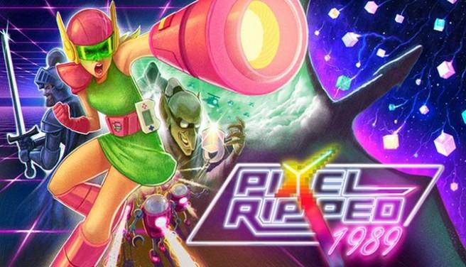 Pixel Ripped 1989 Free Download