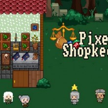 Pixel Shopkeeper (v1.28.3) Game Free Download