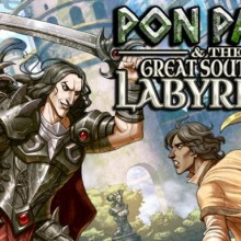 Pon Para and the Great Southern Labyrinth Game Free Download