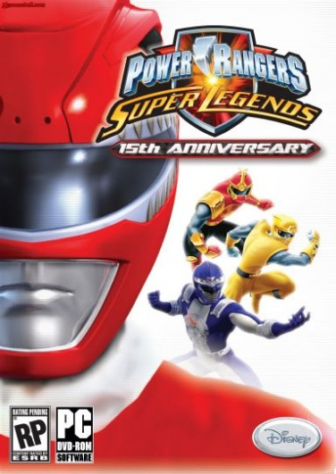 power rangers the game download