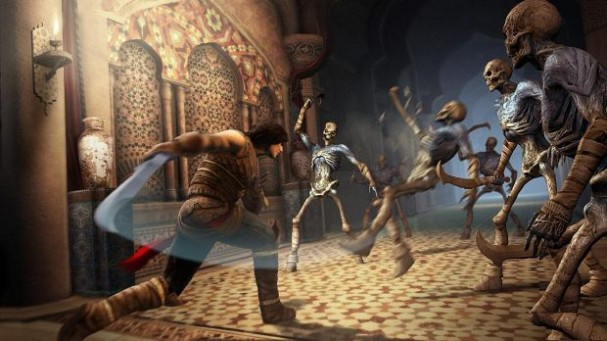 Prince of Persia: The Forgotten Sands PC Crack