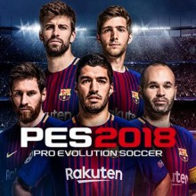 PRO EVOLUTION SOCCER 2018 (CPY) Game Free Download