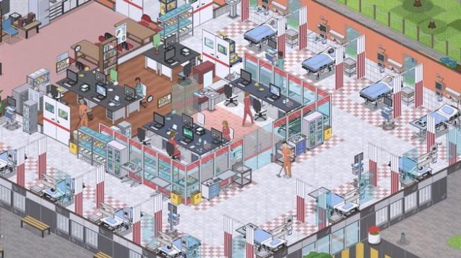 Project Hospital PC Crack