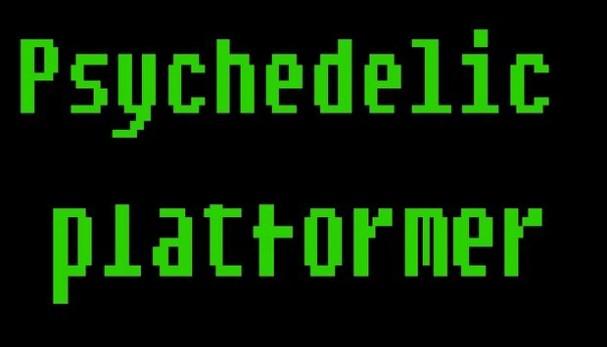 Psychedelic platformer Free Download