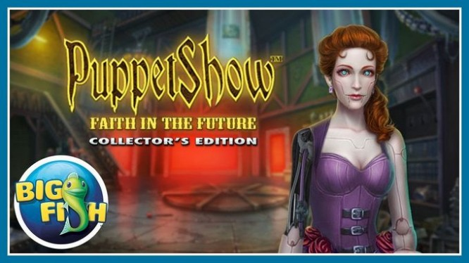 PuppetShow: Faith in the Future Collector's Edition Free Download