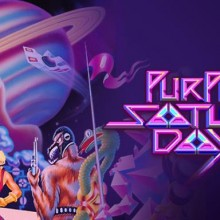 Purple Saturn Day Game Free Download
